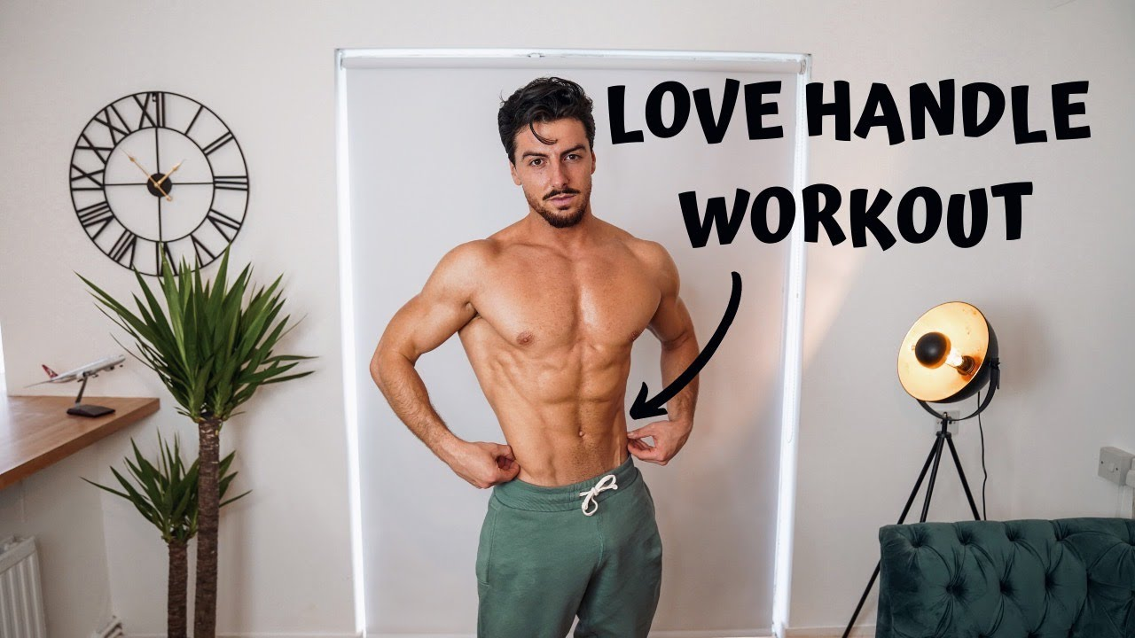 LOVE HANDLE WORKOUT | 10 min Follow Along | Rowan Row