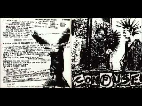 CONFUSE - DISCOGRAPHY (FULL ALBUM)