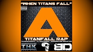 """When Titans Fall"" Titanfall Rap Music Video :: Borderline Dis…"