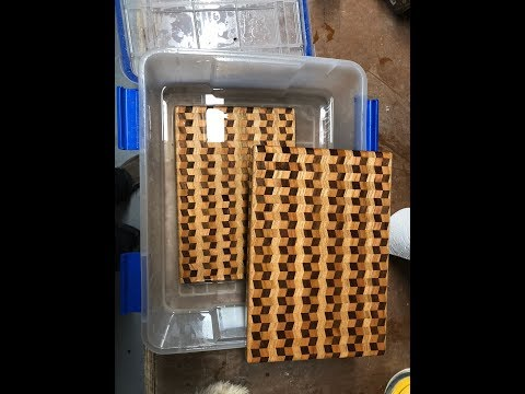 Applying Mineral Oil & Beeswax to Finish, Preserve, and Protect Your Cutting Board