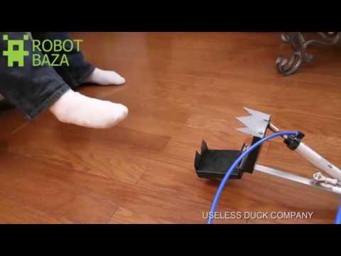 Робот для снятия носков