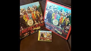 Sgt Pepper's 50th anniversary deluxe edition review