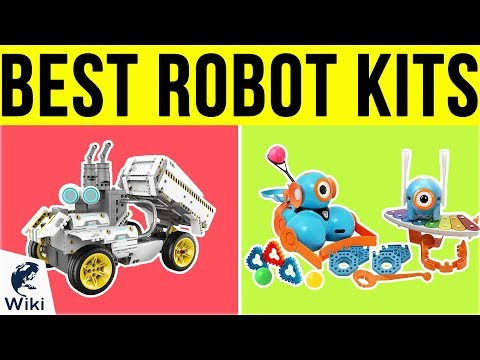 Top 10 Robot Kits of 2019 | Video Review