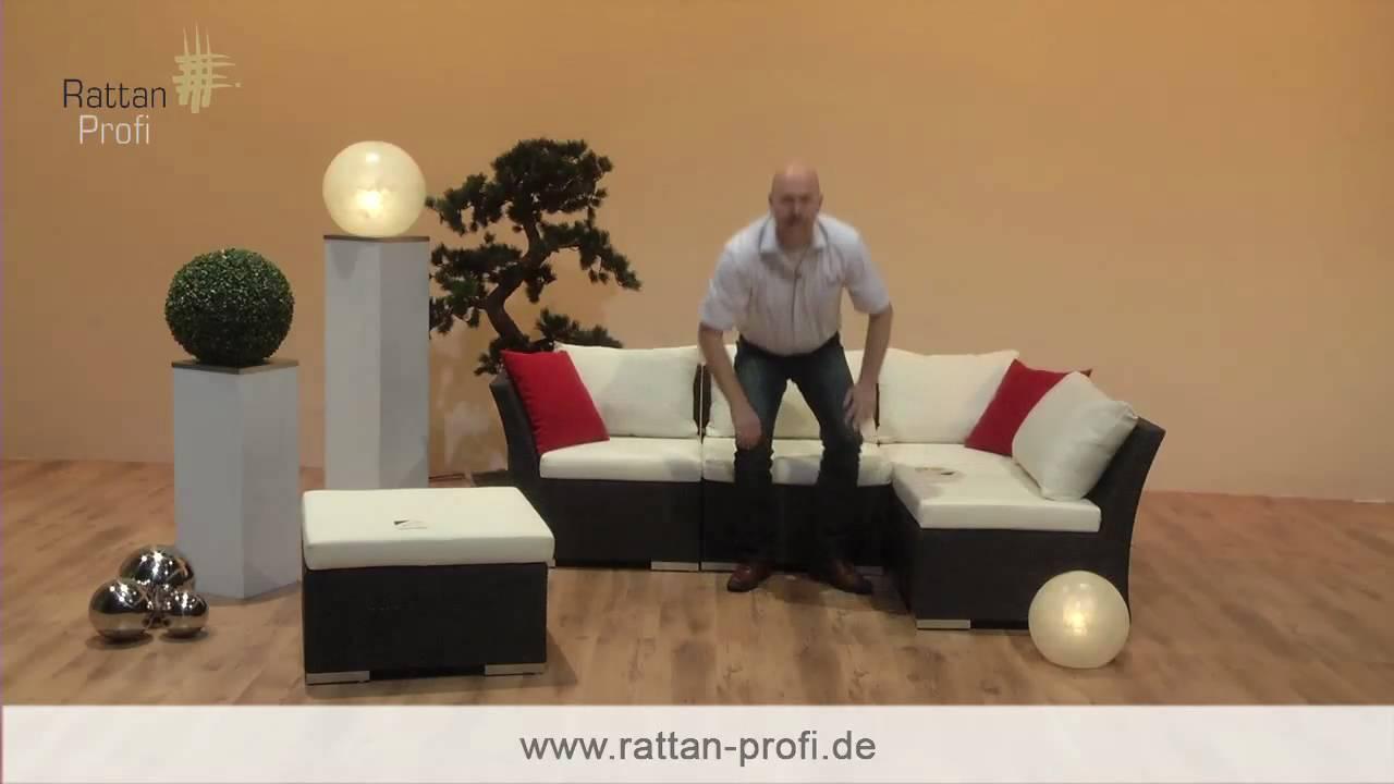 rattan-profi.de - Rattan Möbel - Die Luxus Lounge - YouTube