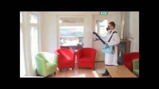 Higysoft - Desinfecção de ambientes interiores.