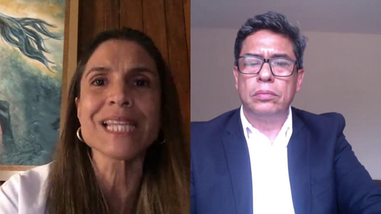 #Coronavirus I el COVID-19 tiene cura, Dra. Salvadoreña, Maria Eugenia Barrientos lo asegura