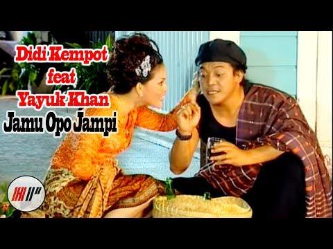 Didi Kempot feat Yayuk Khan - Jamu Opo Jampi - Official Version