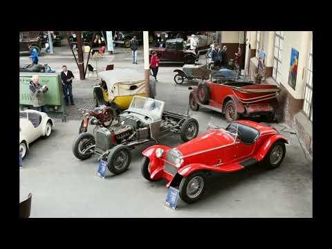 Automobilausstellung in Kassel  Collection Schlumpf