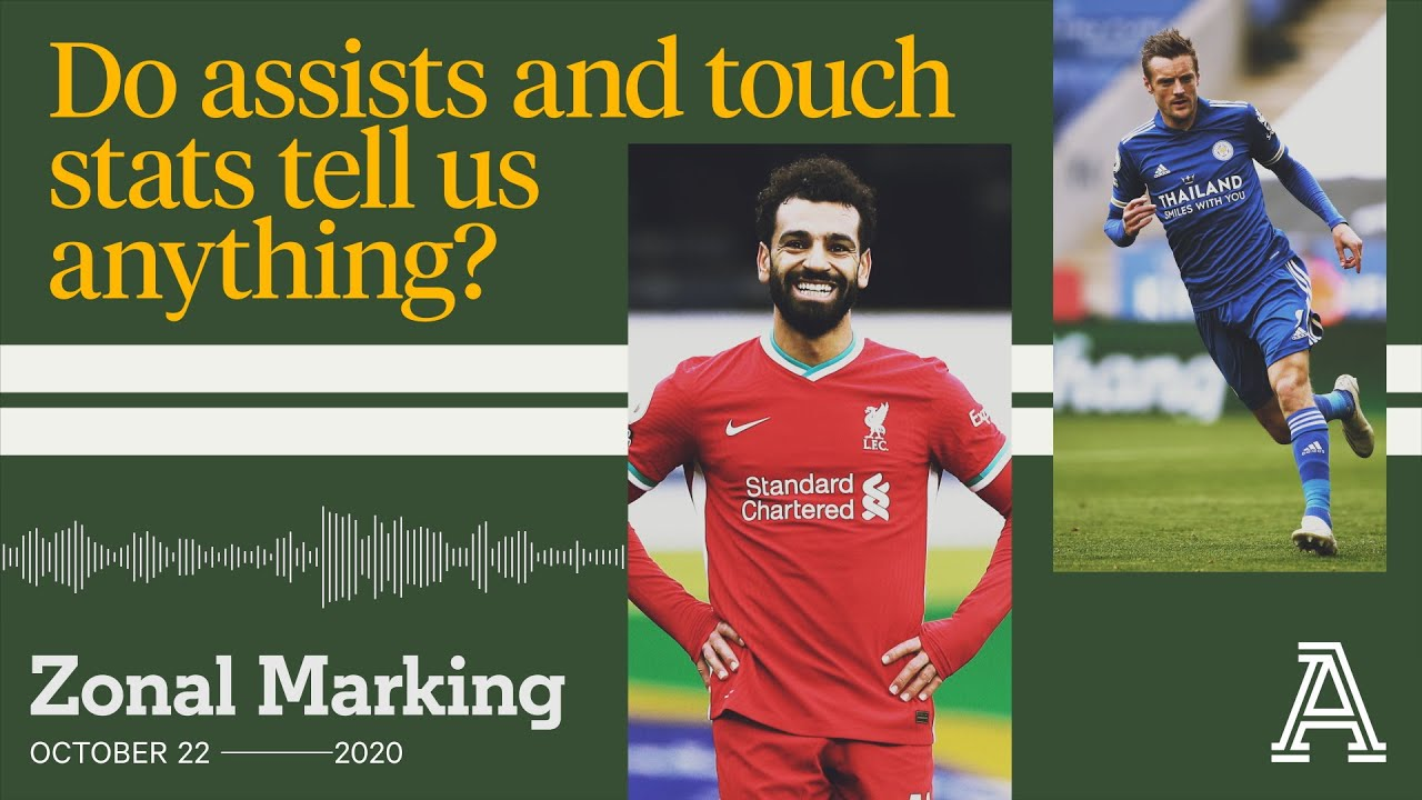 BAD STATS - are assists & touch stats irrelevant? | Zonal Marking | The Athletic