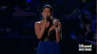 John Legend Jordin Sparks 34 Whitney Houston Tribute 34 Live A Billboard Music Awards 2012