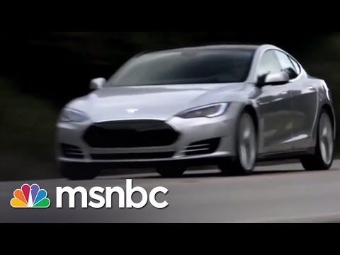 Tesla Wins Fight To Sell Cars In New Jersey | msnbc