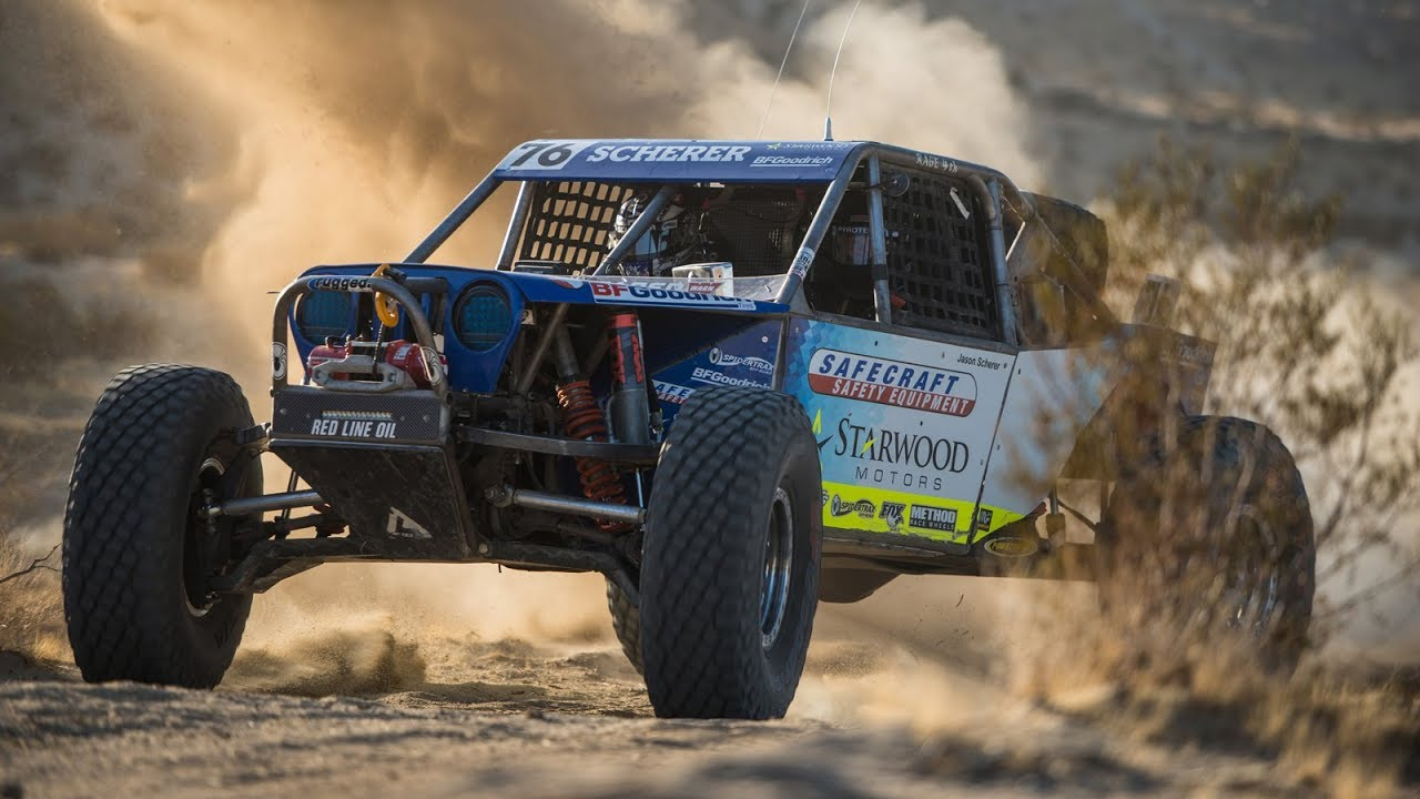 The Road To 2018 Mint 400 Presented By Bfgoodrich Tires Jason Scherer