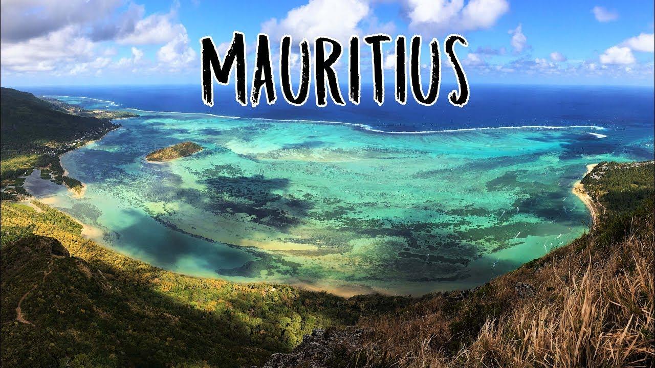 LAGOON, DOLPHIN AND SUGAR CANE 🐬 | Mauritius [GoPro] #1