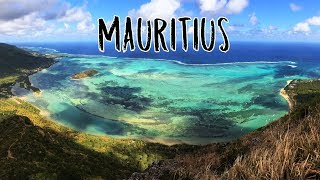LAGOON, DOLPHIN AND SUGAR CANE 🐬 | Mauritius [GoPro]