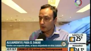 ALOJAMIENTOS PARA EL DAKAR