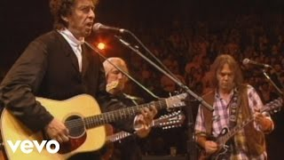 Bob Dylan - My Back Pages (From the 30th Anniversary Concert)