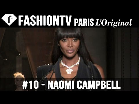 Atelier Versace Fall/Winter 2013-14 ft Naomi Campbell | Paris Couture Fashion Week | FashionTV