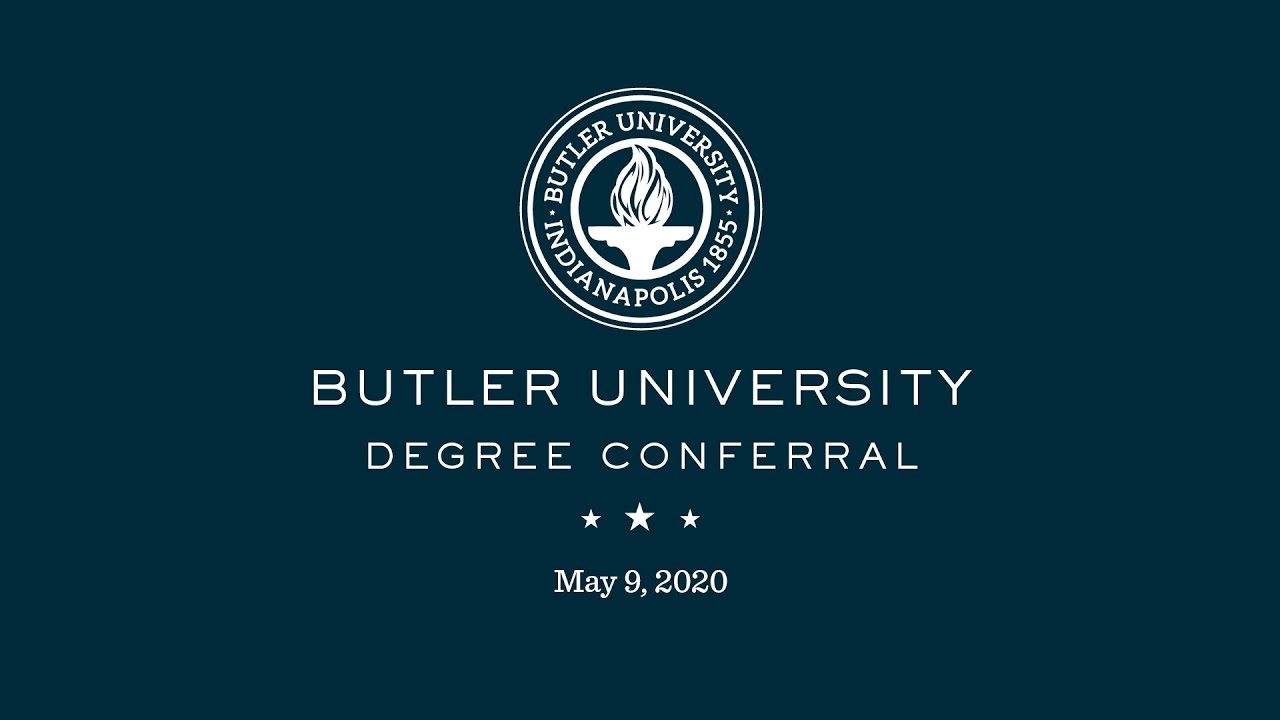 Butler University Academic Calendar 2021 Commencement | Butler.edu