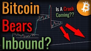 Bitcoin TA: Warning Signs For Bitcoin! - Constantinople Hardfork Today!