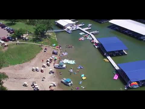 Patterson Harbor Marina - Harlan County Reservoir Nebraska!!
