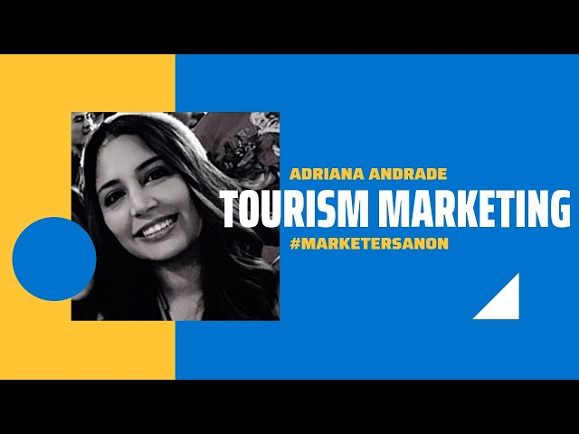 Tourism Marketing - Adriana Andrade