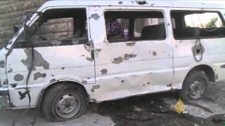 قصف طائرات النظام يسقط قتلى وجرحى بحلب