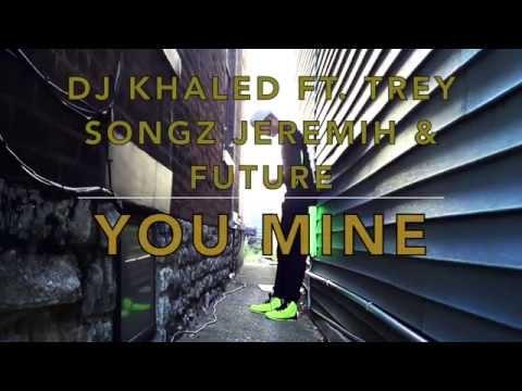 Dj Khaled ft Trey Songz Jeremih & Future - You Mine (Big Tyme freestyle)