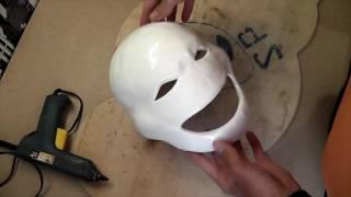 Делаю маску из игры 5 ночей фреди