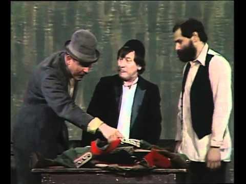 jak se nakupuje u zida, Hejtman z Kopniku (1980), Petr Narozny, Jiri Cisler