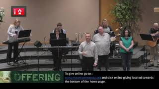 Sunday morning worship, 3.21.2021
