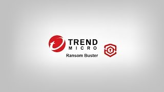 Trend Micro Ransom Buster Tested!