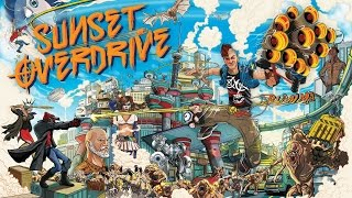 Sunset Overdrive Gameplay