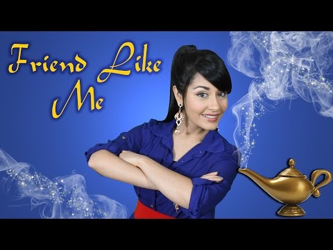 Friend Like Me - Aladdin (Female Disney cover)