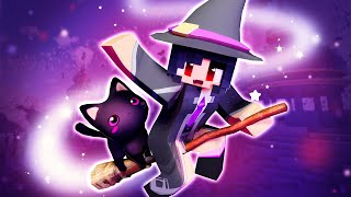 Minecraft But We're Magic Wizards | Hide and Seek