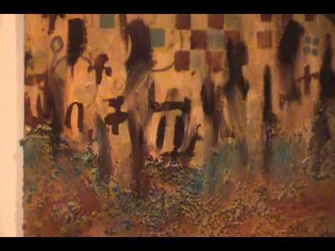 Black Abstraction Artist Talk - Elsa Gebreyesus