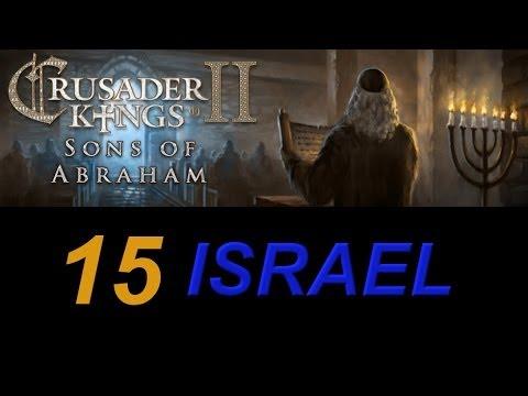 Crusader Kings 2 Israel 15 - Shi'a Caliphate Rising In Jerusalem