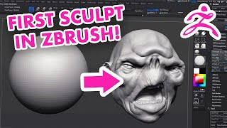 Your First ZBrush Sculpt
