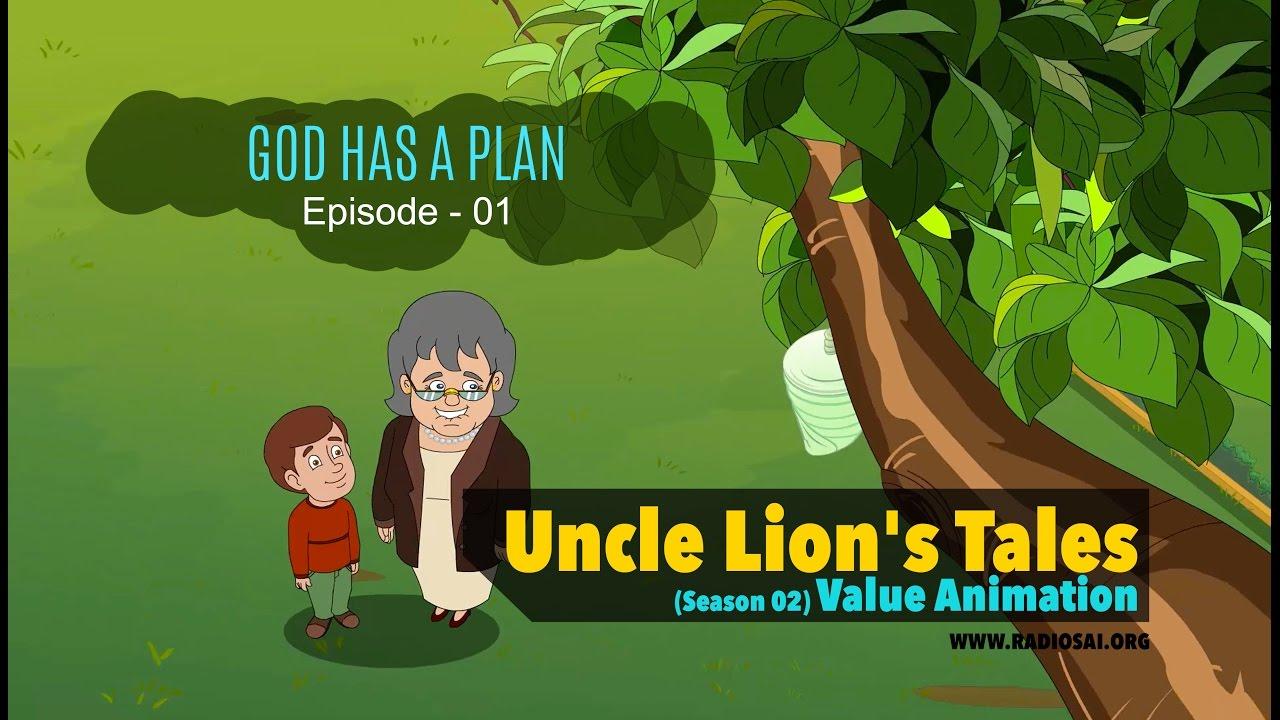 Download God Has a Plan (Episode 1) - Uncle Lion's Tales || Season 2