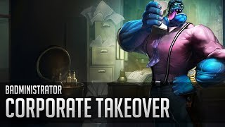 Repeat youtube video Badministrator - Corporate Takeover (Mundo Tribute)