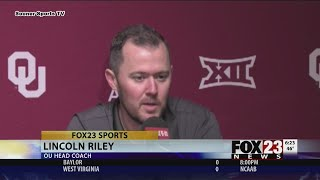 VIDEO - Lincoln Riley on racist video by OU students: