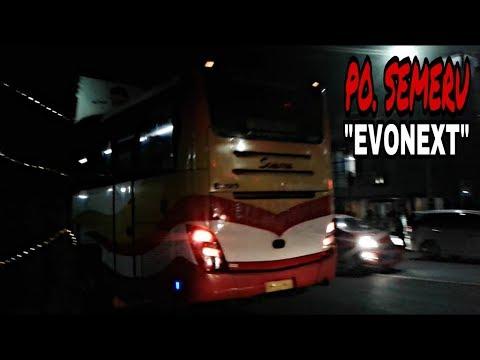TRIP REPORT BUS SEMERU JURUSAN SOLO-SEMARANG-MANGKANG #SATYAADHISTORY {EPS.13}