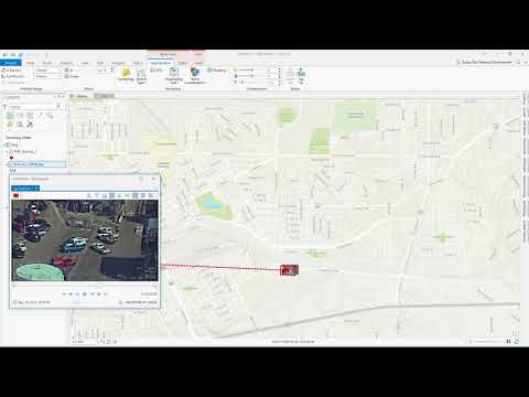 Full Motion Video In ArcGIS Pro 2.2