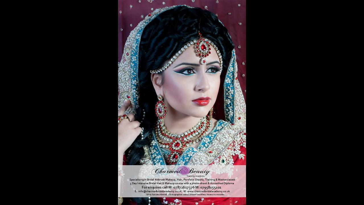 asian bridal makeup behind the scenes for the asiana wedding