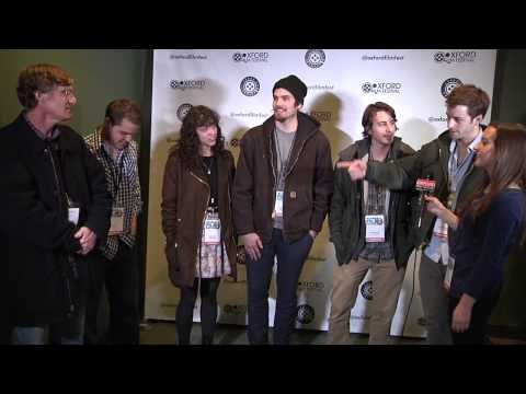 Red Carpet The Surface interview with the cast and crew