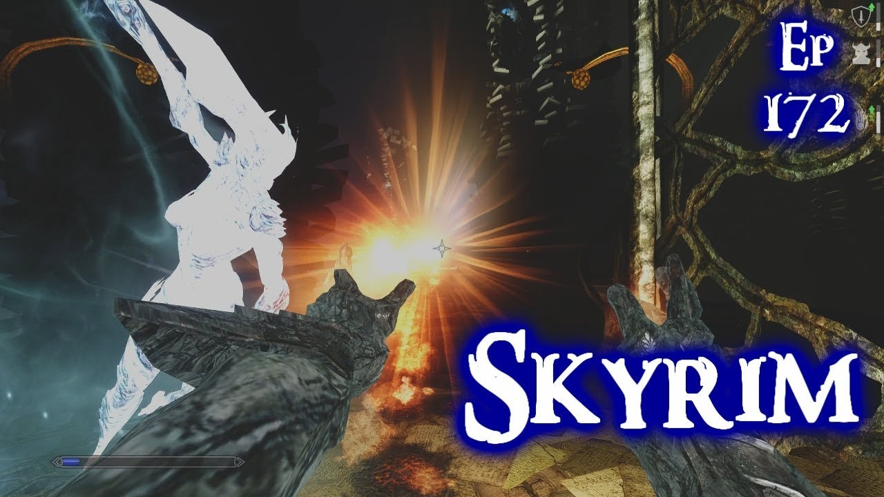 Skyrim Ultra Modded w/ Perkus Maximus and 400+ mods Ep 172 Back in Skyrim!!