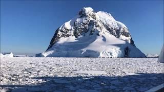 Espectacular Canal de Lemaire, Antartida