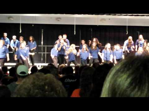 Happy Cover By Hawk Singers