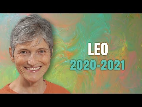 LEO 2020 – 2021 Astrology Annual Horoscope Forecast