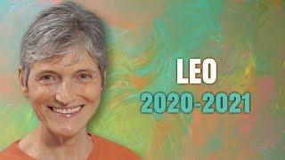 LEO 2020 - 2021 Astrology Annual Horoscope Forecast