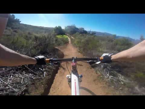 Boschendal and Gspot MTB Trails